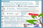 National Symposium on Polymeric Materials 2016 (NSPM 2016)